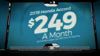 Honda Dream Garage Spring Event TV Spot, 'Accord' [T2] - Thumbnail 7