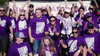 Pancreatic Cancer Action Network TV Spot, '2019 Purple Stride Los Angeles' - Thumbnail 4