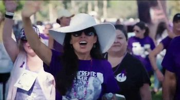 Pancreatic Cancer Action Network TV Spot, '2019 Purple Stride Los Angeles' - Thumbnail 7