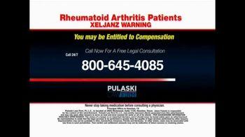 Pulaski Law Firm TV Spot, 'Rheumatoid Arthritis' - Thumbnail 7