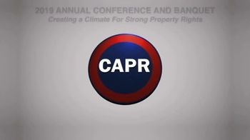 Citizens' Alliance for Property Rights (CAPR) TV Spot, '2019 Tukwila Banquet' - Thumbnail 7