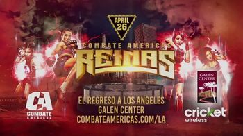 Combate Americas Reinas TV Spot, '2019 Galen Center: Los Ángeles' [Spanish] - 8 commercial airings