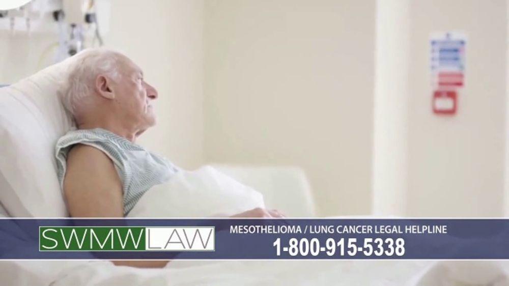 mesothelioma commercials