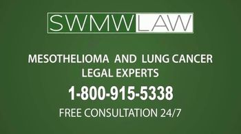 SWMW Law TV Spot, 'Mesothelioma Victims'