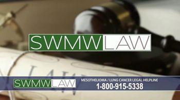 SWMW Law TV Spot, 'Mesothelioma Victims' - Thumbnail 2