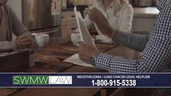 SWMW Law TV Spot, 'Mesothelioma Victims' - Thumbnail 4
