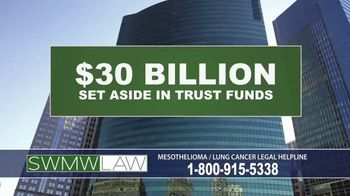 SWMW Law TV Spot, 'Mesothelioma Victims' - Thumbnail 5