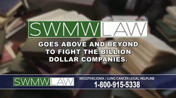 SWMW Law TV Spot, 'Mesothelioma Victims' - Thumbnail 6