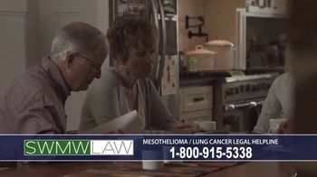 SWMW Law TV Spot, 'Mesothelioma Victims' - Thumbnail 7