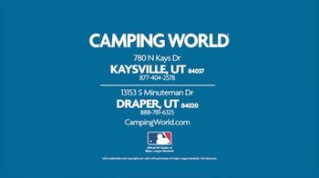 Camping World Opening Day Sales Event TV Spot, '2019 Opening Day: $109 Travel Trailers' - Thumbnail 10