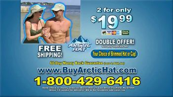 Arctic Hat TV Spot, '20 Degrees Cooler' - Thumbnail 10