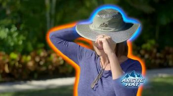 Arctic Hat TV Spot, '20 Degrees Cooler' - Thumbnail 2