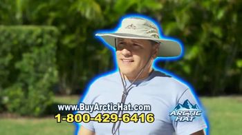 Arctic Hat TV Spot, '20 Degrees Cooler' - Thumbnail 7