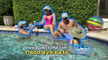 Arctic Hat TV Spot, '20 Degrees Cooler' - Thumbnail 8