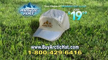 Arctic Hat TV Spot, '20 Degrees Cooler' - Thumbnail 9