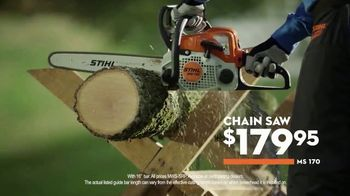 STIHL TV Spot, 'Real People: Chainsaw and Battery Trimmer' - Thumbnail 6
