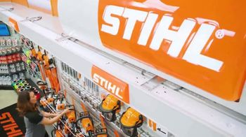 STIHL TV Spot, 'Real People: Chainsaw and Battery Trimmer' - Thumbnail 8