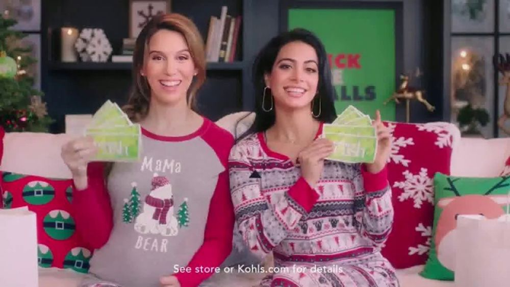 Freeform - 25 Days Of Christmas 2020 Commercial Credits Kohl's TV Commercial, 'Freeform: 25 Days of Christmas' Featuring