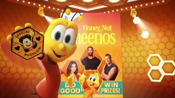 Honey Nut Cheerios Good Rewards TV Spot, 'Buzzcoin Donations'