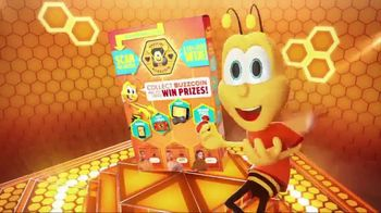 Honey Nut Cheerios Good Rewards TV Spot, 'Buzzcoin Donations' - Thumbnail 4