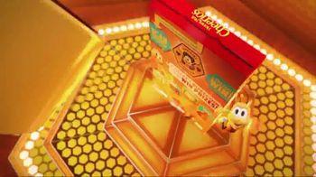 Honey Nut Cheerios Good Rewards TV Spot, 'Buzzcoin Donations' - Thumbnail 5
