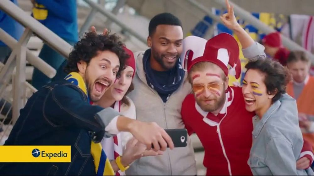 Expedia TV Commercial, 'Travel Like a Champion'