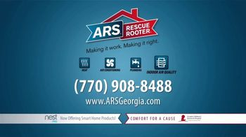 ARS Rescue Rooter TV Spot, 'Free Service Call Fee' - Thumbnail 7