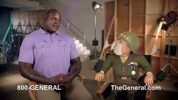 The General TV Spot, 'Strong Suits: Shaq Karate & Karaoke' Featuring Shaquille O'Neal - Thumbnail 8