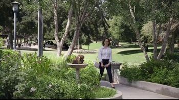America's Best Contacts and Eyeglasses DKNY Event TV Spot, 'Bird Bath' - Thumbnail 1