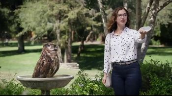 America's Best Contacts and Eyeglasses DKNY Event TV Spot, 'Bird Bath' - Thumbnail 5