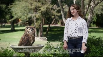 America's Best Contacts and Eyeglasses DKNY Event TV Spot, 'Bird Bath' - Thumbnail 7