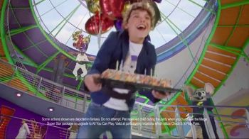 Chuck E. Cheese's All You Can Play Birthdays TV Spot, 'What's the Best Way to Birthday?' - Thumbnail 3