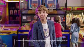 Chuck E. Cheese's All You Can Play Birthdays TV Spot, 'What's the Best Way to Birthday?'