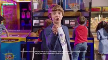 Chuck E. Cheese's All You Can Play Birthdays TV Spot, 'What's the Best Way to Birthday?' - Thumbnail 7