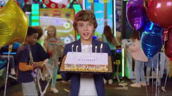 Chuck E. Cheese's All You Can Play Birthdays TV Spot, 'What's the Best Way to Birthday?' - Thumbnail 9
