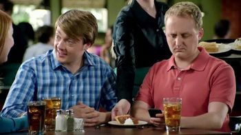 O'Charley's Free Pie Wednesday TV Spot, 'Make it Count' - Thumbnail 1