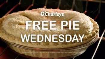 O'Charley's Free Pie Wednesday TV Spot, 'Make it Count' - Thumbnail 4