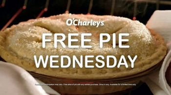 O'Charley's Free Pie Wednesday TV Spot, 'Make it Count' - Thumbnail 5