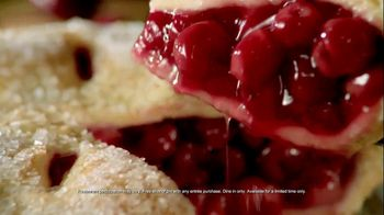 O'Charley's Free Pie Wednesday TV Spot, 'Make it Count' - Thumbnail 6