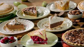 O'Charley's Free Pie Wednesday TV Spot, 'Make it Count' - Thumbnail 7