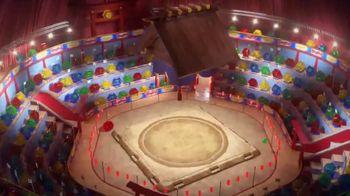 Ring Pop Gummy Gems TV Spot, 'Sumo Wrestling' - 7476 commercial airings
