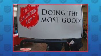 The Salvation Army TV Spot, 'Reasons for Giving' - Thumbnail 7