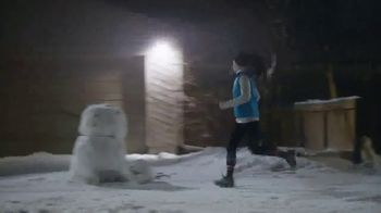 Kleenex Soothing Lotion Tissues TV Spot, 'Snowman'