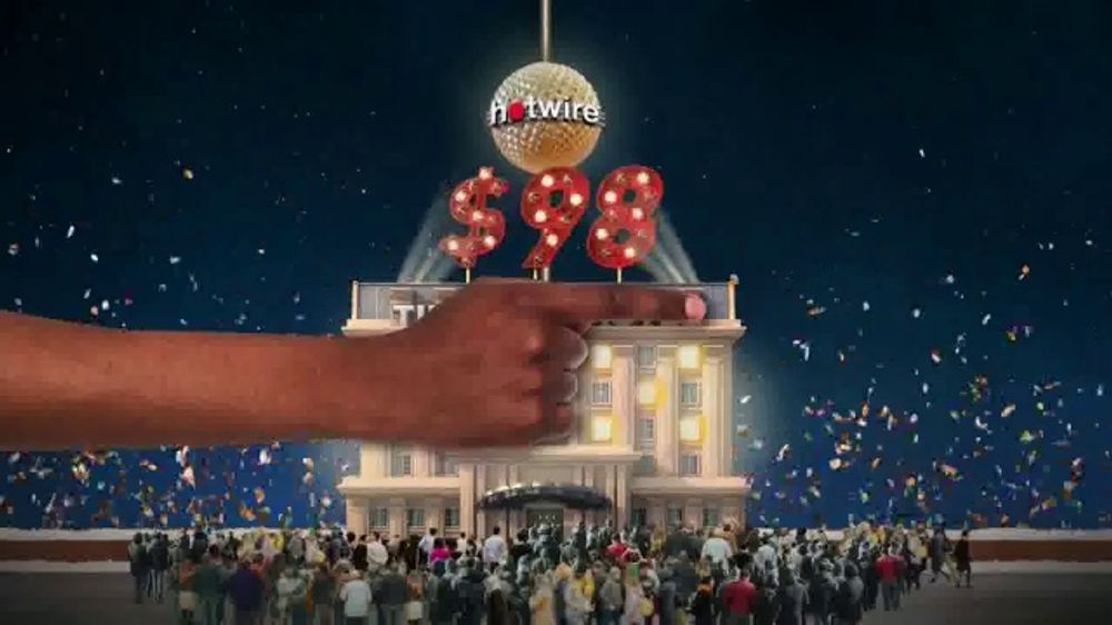 Hotwire TV Commercial, 'Countdown'