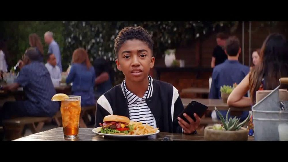 Hulu TV Commercial, 'The Bacon of TV' Featuring Miles Brown - Video