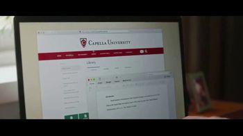 Capella University TV Spot, 'FlexPath: Master's' - Thumbnail 8