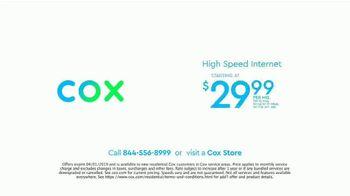 Cox Communications High Speed Internet TV Spot, 'It's Clear' - Thumbnail 10