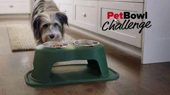 PetComfort Feeding System TV Spot, 'PetComfort Challenge' - Thumbnail 7
