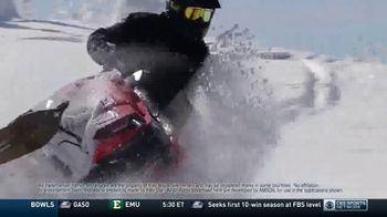 Amsoil Interceptor TV Spot, 'Snow Freedom'