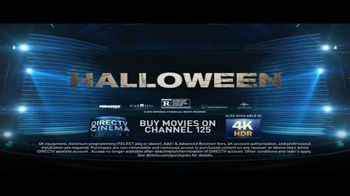 DIRECTV Cinema TV Spot, 'Halloween' - Thumbnail 10
